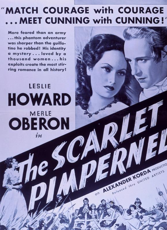 Scarlet-Pimpernel-Poster
