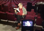 Through the project we have invited people into the Plaza Community Cinema to share their cinema memories on camera