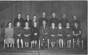 Palladium Seaforth Staff c.1951
