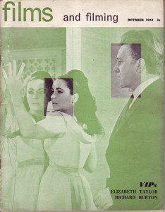 Cover Films and Filming Oct 1963 web