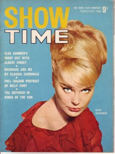 Cover Showtime Feb 1964 web