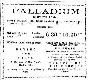 PalladiumBootleFri15May1922