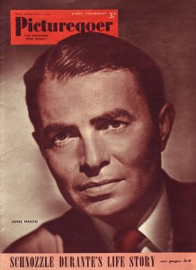 Picturegoer cover james mason 1952 web
