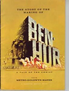 Souvenir Brochure Ben Hur web
