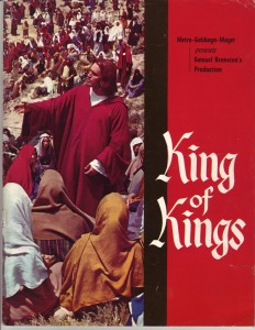 Souvenir Brochure King of Kings web