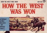 'How The West as Won' 1962 was the first film released in Cinerama that actually told a story.