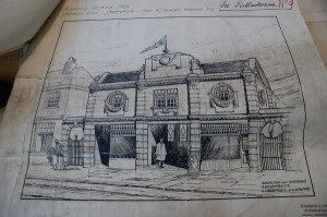 Architectural Plans for The Palladium Seaforth