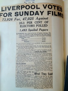 sunday cinema newspaper article web
