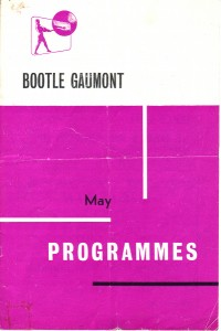 Gaumont May 1963 cover web