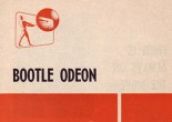 Cinema programs were freely available within cinemas and used to promote forth coming films and local buisinesses. Here we have an original copy of a program from the Bootle Odeon for June 1963